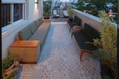 SÃO PAULO - BRASIL, 04/12/2017. Apartamento da av Mascote. Projeto de interior por Shirley Proença. Foto: CAIO GUATELLI