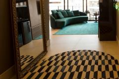 SÃO PAULO - BRASIL, 05/12/2017. Apartamento Jardim Guedala. Projeto de interior por Shirlei Proença. Foto: CAIO GUATELLI